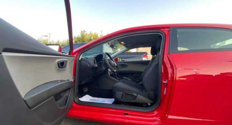 Seat Leon Coupe 2017
