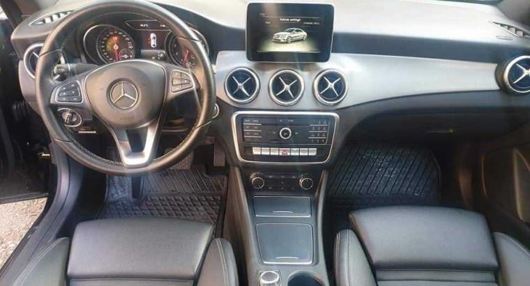 Mercedes CLA 200 Look AMG 2018