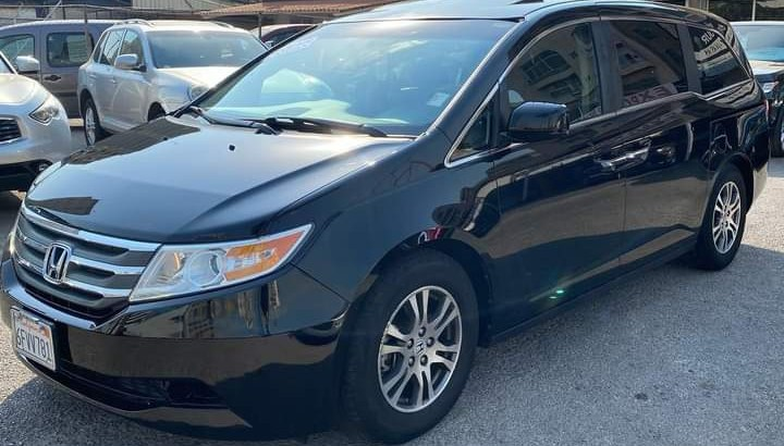Honda Odyssey Limited 2013