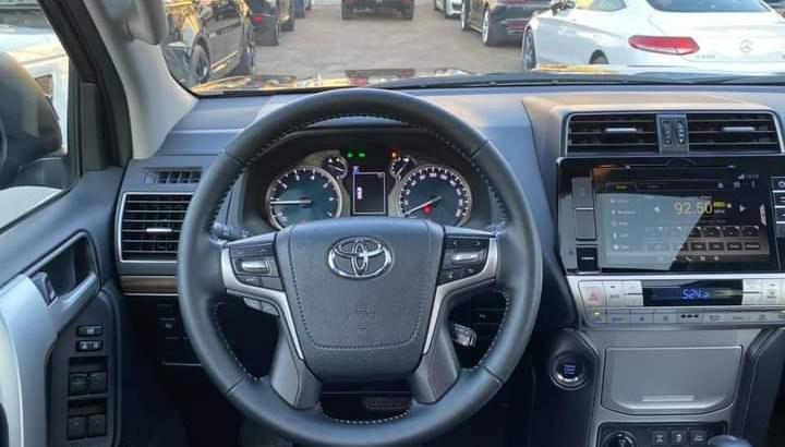 Toyota Prado VX 2018