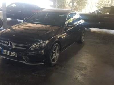 Mercedes C 180 2015