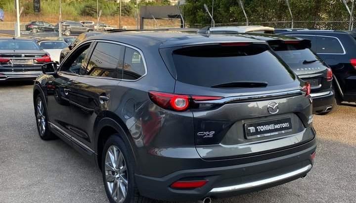 Mazda CX_9 AWD 2019