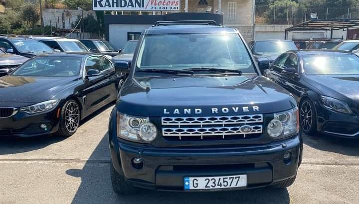 Land Rover LR4 2005