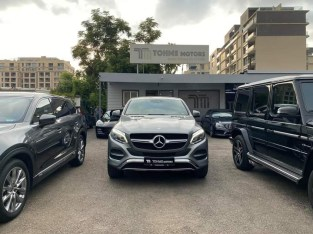 Mercedes GLE 400 Coupe 2016