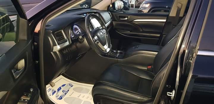 Toyota Highlander XLE 4WD 2018