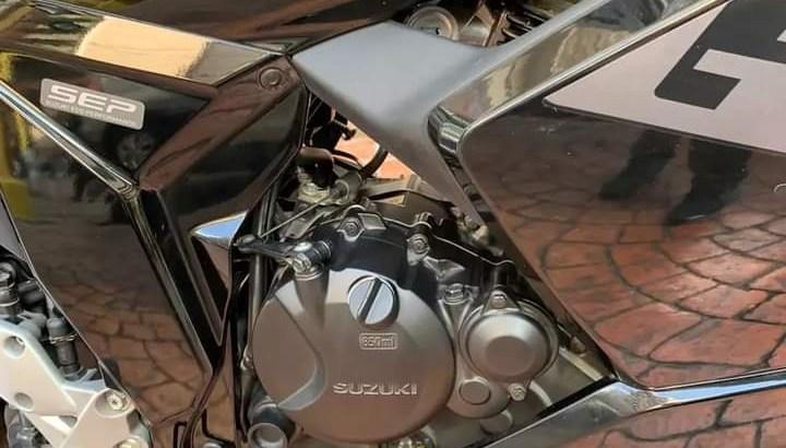 Suzuki Gixxer 155 CC 2020