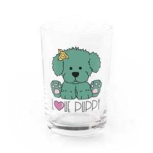 PUPPY グラス