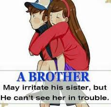Brother Sister Quotes Love Quotes For Brother Sister