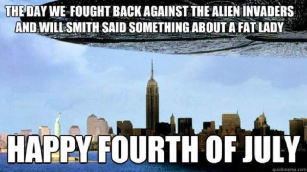 Independence Day Movie Quotes