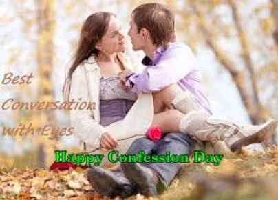 Happy Confession Day,