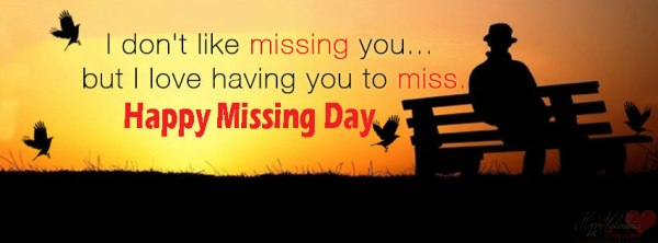 Good Person Missing Day