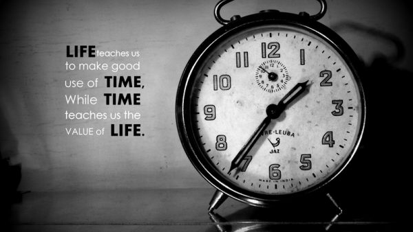 Quotes on time
