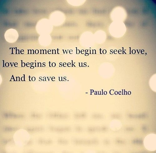 Love Quotes By Paulo Coelho