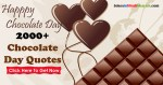 Chocolate Day Images Quotes