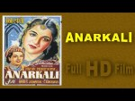 Mohabbat Aesi Dhadkan Hai - Movie Anarkali Song By Lata Mangeshkar