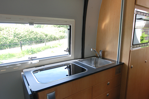 Einbau Gaskocher Wohnmobil