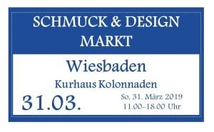 Schmuck- & Designmarkt in Wiesbaden @ Kurhaus Kolonnaden, Wiesbaden | Wiesbaden | Hessen | Deutschland