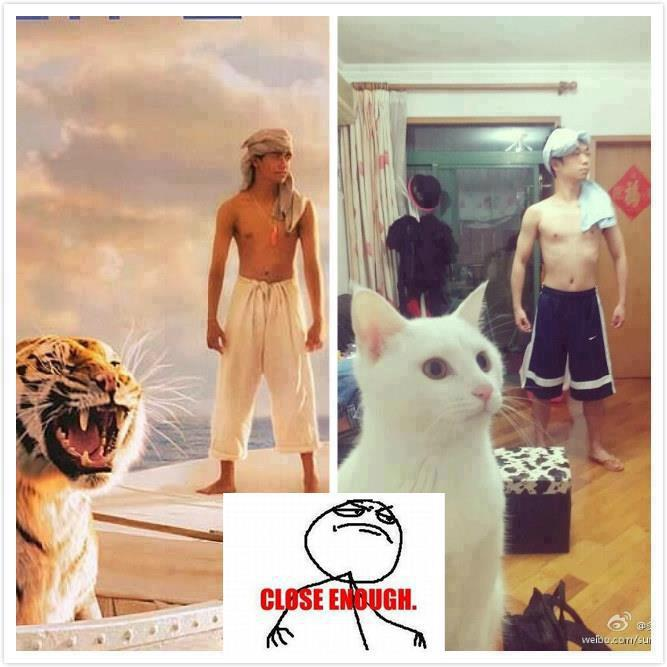 Life of Pi - Close Enough