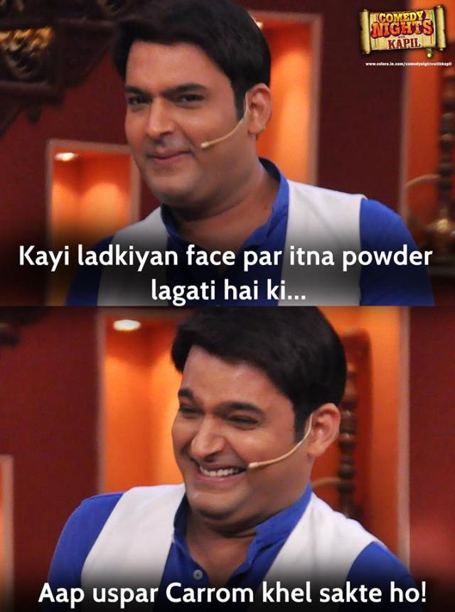 comedy nights kapil jokes
