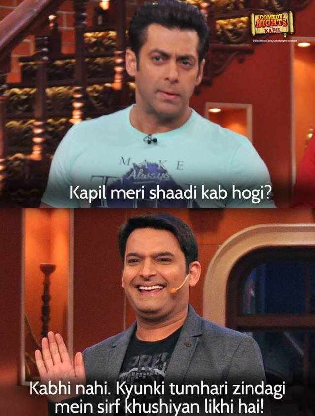 how to become joker in comedy nights