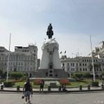 Dia 2 – Lima, o primeiro sabor a Peru
