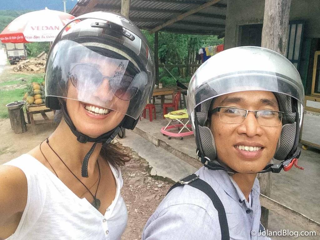 Viajar sozinha no Vietname