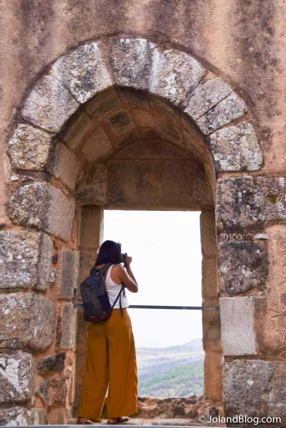 Castelo Rei Wamba - Beira Baixa