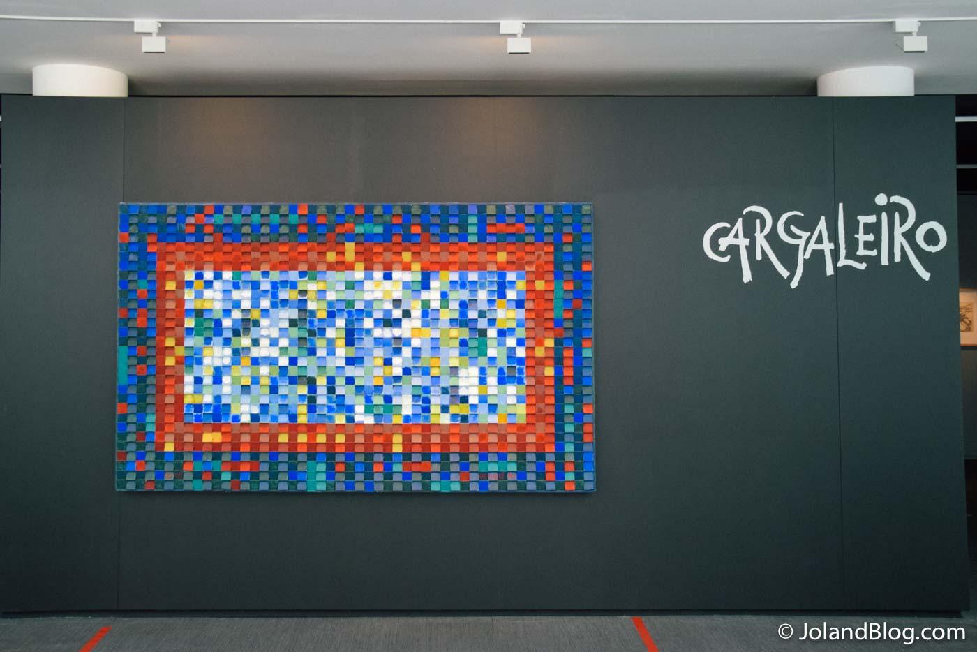 Arte na Beira Baixa Museu Cargaleiro