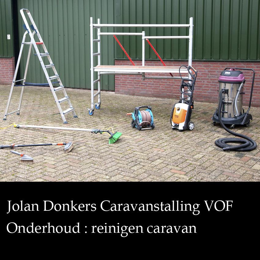 17 Onderhoud reinigen caravan