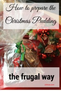 Here are the tips for doing your own Christmas cake/pudding for yourself at a much cheaper cost. You can even make a few mini ones and gift wrap them for friends and family. Read the post to see how.