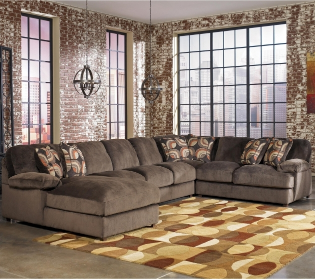 5 Piece Sectional Sofa With Recliner Centerfieldbarcom