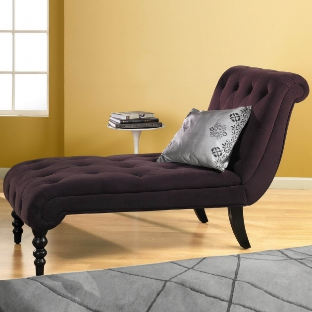 Small Leather Couch Chaise