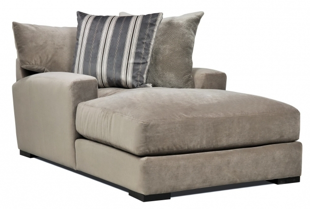 Double Wide Chaise Lounge Cushions Picture 24  Chaise Design