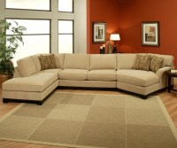 Sectional Sofa with Cuddler Chaise | Chaise Design