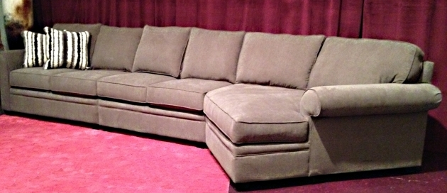 Berkley Sectional Sofa With Chaise And Cuddler Customized Extra