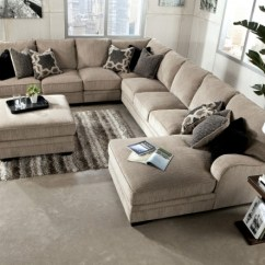 Gray Sofa With Chaise Lounge For Less Concord Extra Large Sectional Sofas | Design