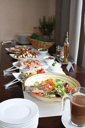 buffet froid de bapteme pour 30 personnes