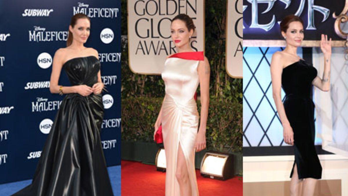 Luigi Massi Der Mann hinter Angelina Jolies Hochzeitskleid