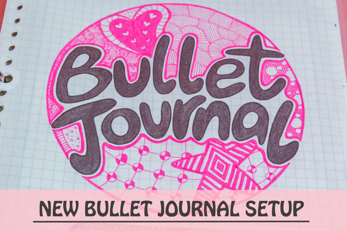 bullet Journal migration | Joliecious