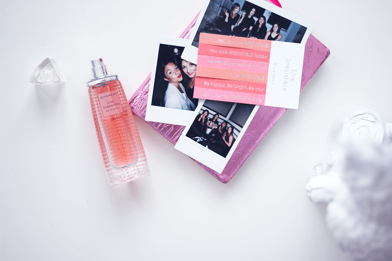 Eventing: Live Irresistible, Givenchy