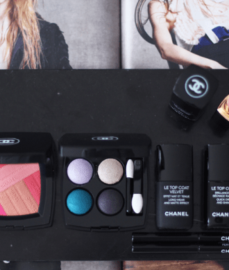Chanel spring summer 2016 makeup Sunset Strip product