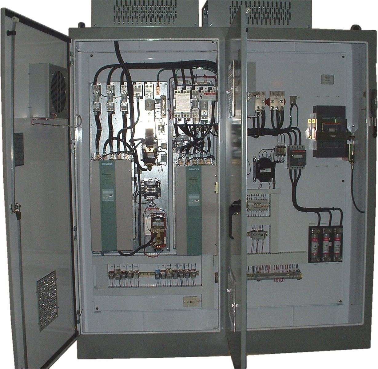 siemens vfd wiring diagram 2003 ford expedition parts joliet technologies  ac controllers and dc vsd by