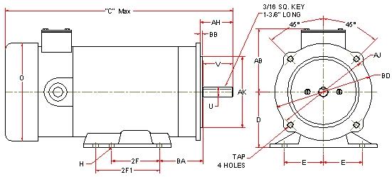 Ab On Vfd Wiring Diagram Dc Motor Dimension Chart