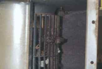 Photo 5, Foreign Object in Fan