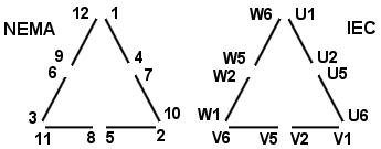 3 phase 240v motor wiring diagram 2000 pontiac grand prix gt radio joliet technologies – part winding start easa electrical engineering handbook