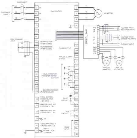abb ach550 vfd wiring diagram 2009 ford ranger motor diagram, abb, free engine image for user manual download