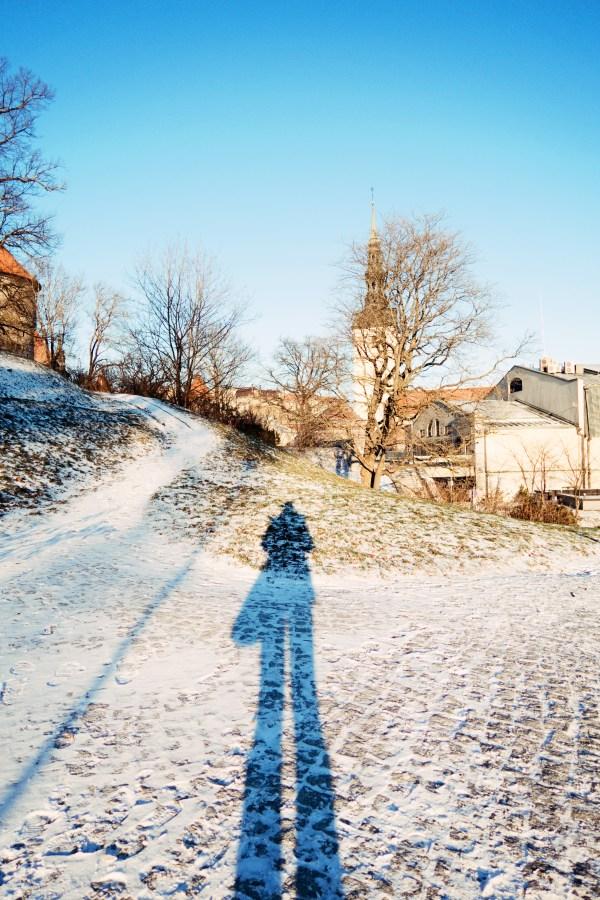 long-shadow