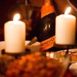 the value of having older friends | a festive night in with Mionetto