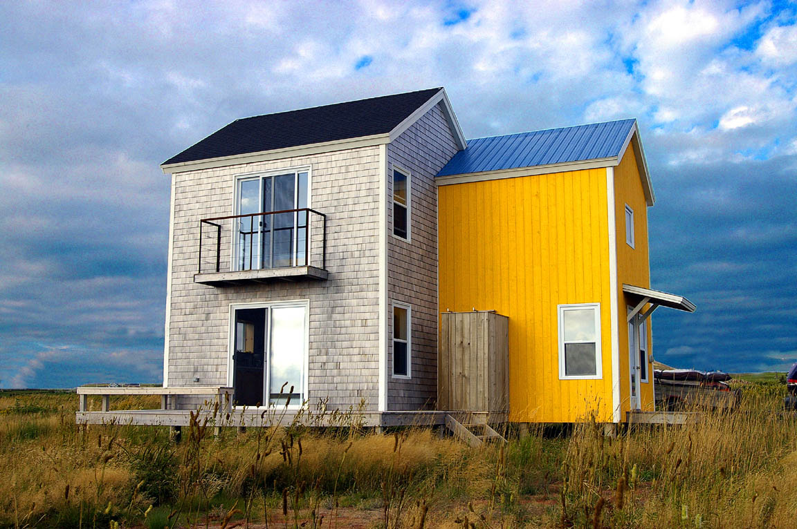 Le joli projet de La Casa des les  Construire une maison aux les de la Madeleine dans un