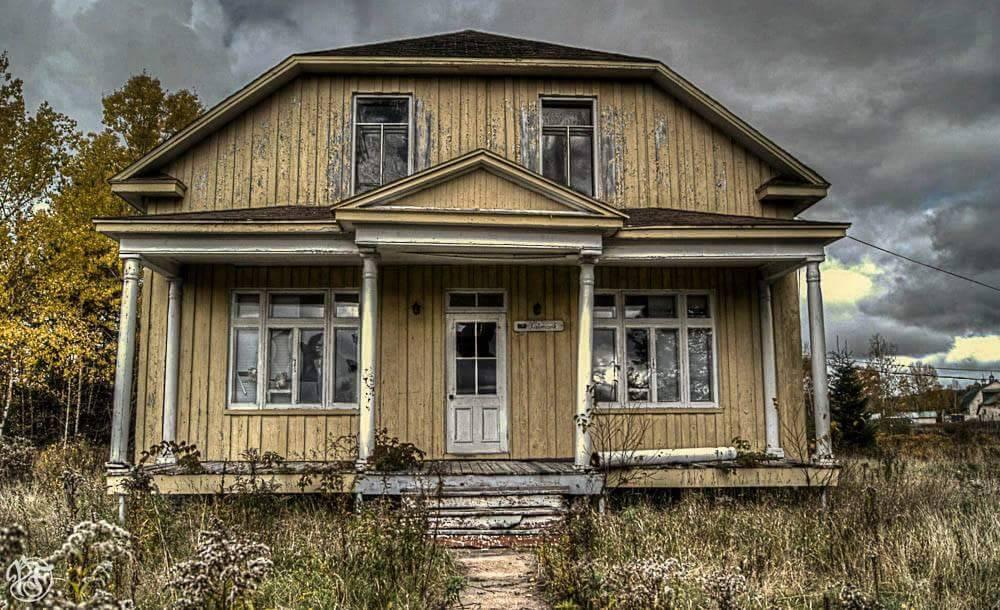 Une Page Facebook Rpertorie Les Maisons Abandonnes Du